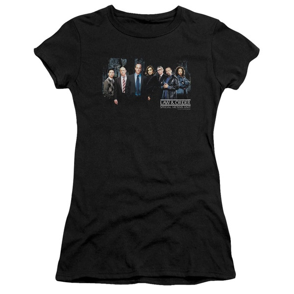 Law&Order:SVU/Cast Junior Sheer in Black