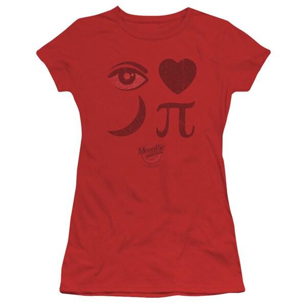 Moon Pie/Eye Pie Junior Sheer in Red
