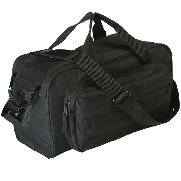 Allen Basic Black Nylon Detachable Shoulder Strap Ammo Bag