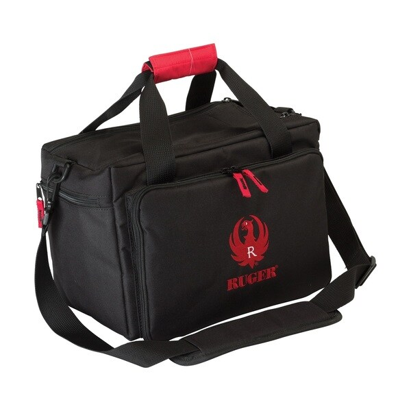 Allen Ruger Black/Red Range Bag