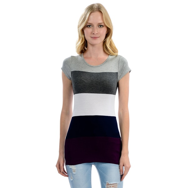 Women's Color Block Tee