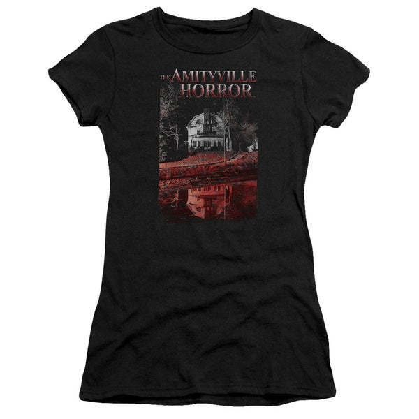 Amityville Horror/Cold Blood Junior Sheer in Black in Black