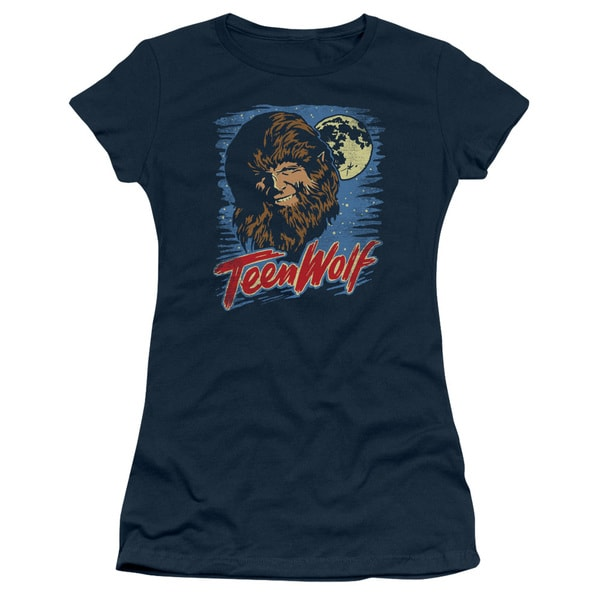Teen Wolf/Moon Wolf Junior Sheer in Navy in Navy