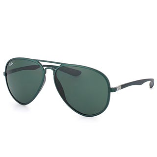 Ray-Ban RB4180 601671 Aviator Liteforce Green Frame Green Classic 59mm Lens Sunglasses