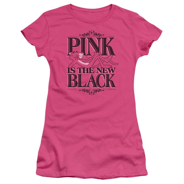 MGM/Pink Panther/The New Black Junior Sheer in Hot Pink in Hot Pink