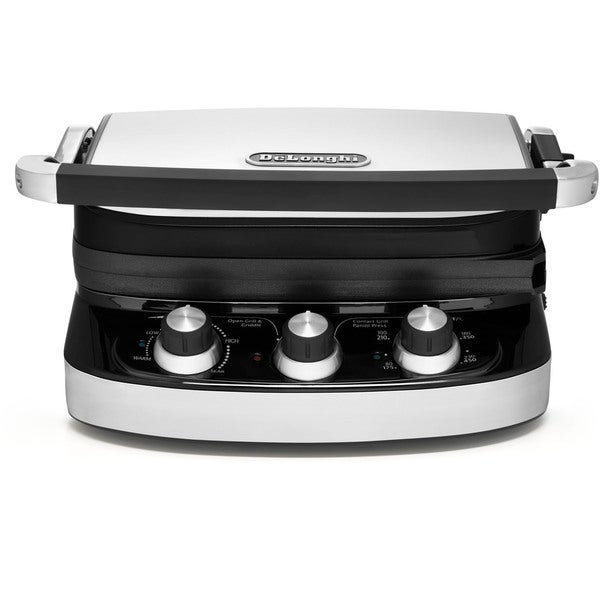 DeLonghi CGH902C 5-in-1 Ceramic Durastone Grill and Griddle
