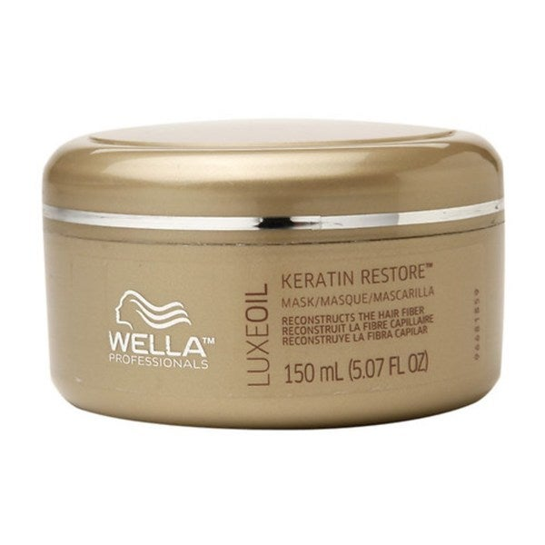Wella Luxe Oil 5-ounce Keratin Restore Hair Mask