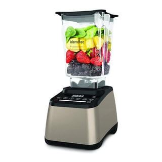 Blendtec Designer 675 Blender with WildSide Jar - Champagne