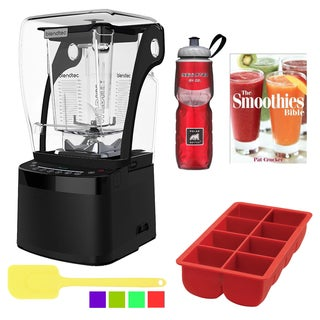 Blendtec WildSide Professional 800 Blender Accessory Bundle - Black