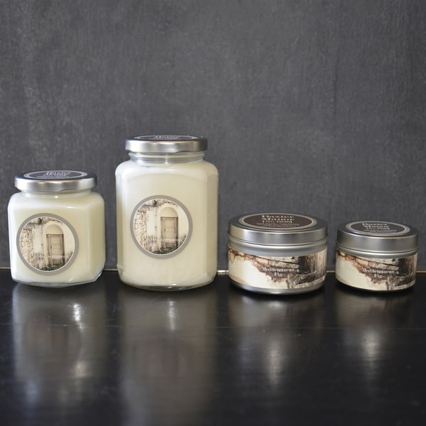 Baxter Manor Mediterranean Fig Candle