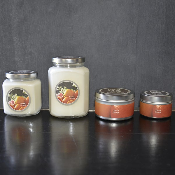 Baxter Manor Blood Orange Candle