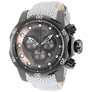 Invicta Men's 18308 Venom Quartz Chronograph Charcoal Dial Watch