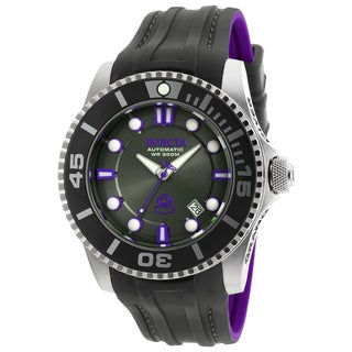 Invicta Men's 20201 Pro Diver Automatic 3 Hand Charcoal Dial Watch