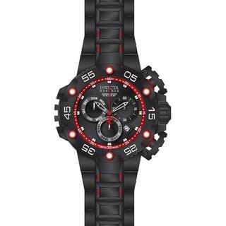 Invicta Men's 21604 Excursion Quartz Chronograph Black Dial Watch