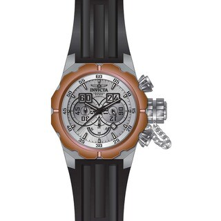 Invicta Men's 21679 Russian Diver Quartz Multifunction Silver Dial Watch