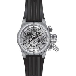 Invicta Men's 21680 Russian Diver Quartz Multifunction Silver Dial Watch