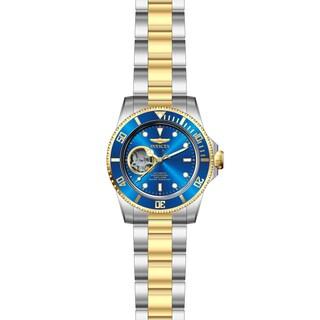 Invicta Men's 21719 Pro Diver Automatic 3 Hand Blue Dial Watch