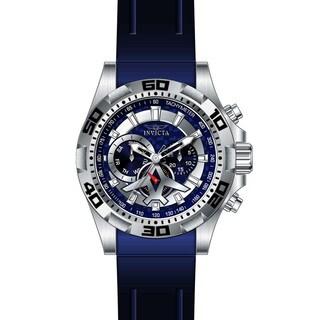 Invicta Men's 21736 Aviator Quartz Multifunction Black Dial Watch