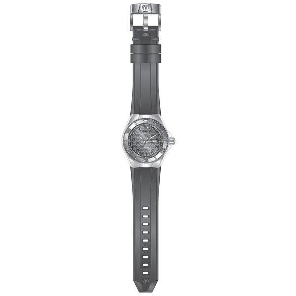 Technomarine Men's TM-115062 Cruise Monogram Quartz 3 Hand Grey Dial Watch