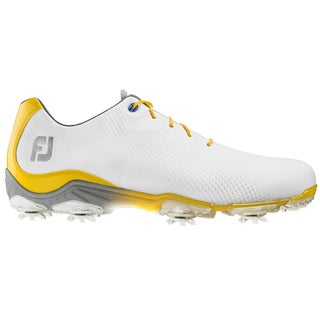 FootJoy DNA Golf Shoes 53474 2015 White/Yellow