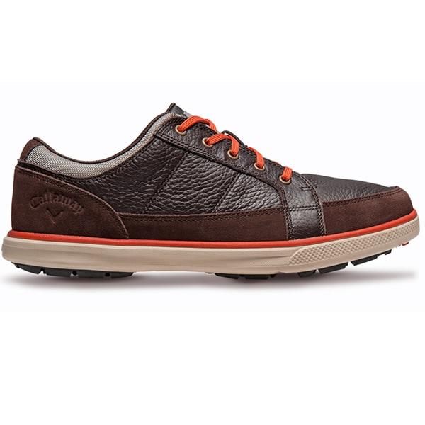 Callaway Del Mar Sport Golf Shoes 2015 Brown