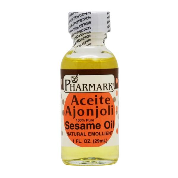 Pharmark Aceite Ajonjoli 1-ounce Sesame Oil