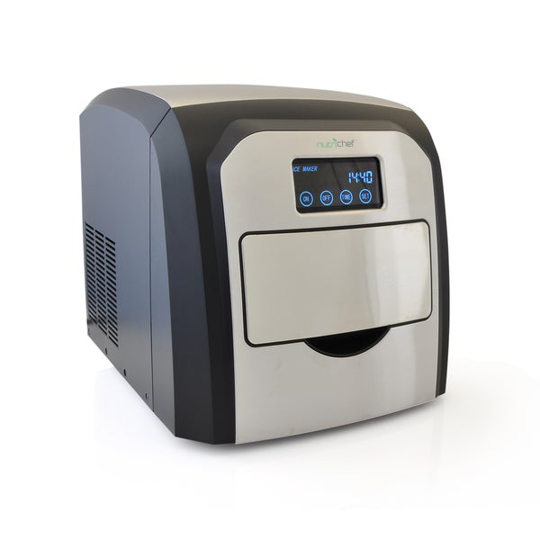 Countertop Ice Cream Maker : Cuisinart ICE-45 Mix-it-in Soft Serve 1.5-quart Ice Cream Maker