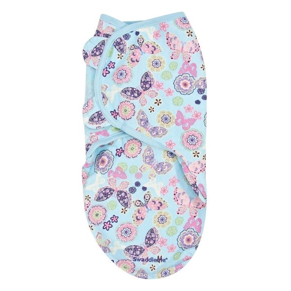 SwaddleMe Blissful Butterfly Small Infant Swaddler