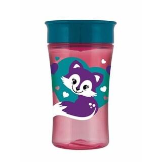 NUK Multicolor Plastic 10-ounce Magic Cup