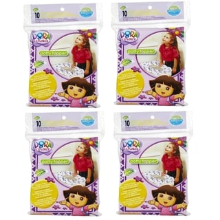 Neat Solutions Dora The Explorer 40-count Eco Potty Topper