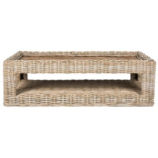 Safavieh Maple Natural Coffee Table