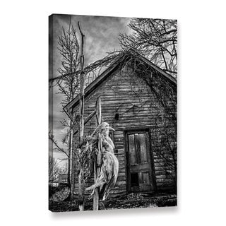 Tom Croce's 'American Gothic' Gallery Wrapped Canvas