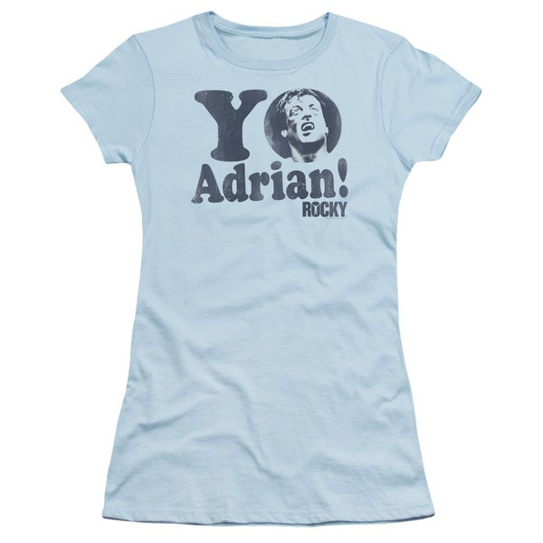 MGM/Rocky/Yo Adrian Junior Sheer in Light Blue