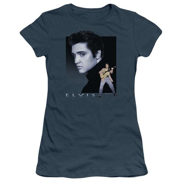 Elvis/Blue Rocker Junior Sheer in Indigo