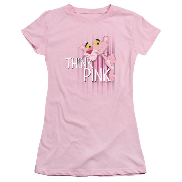 MGM/Pink Panther/Think Pink Junior Sheer in Pink