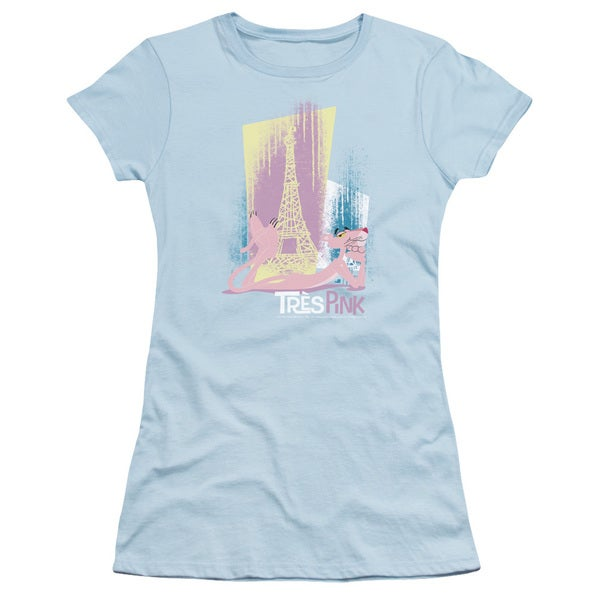 MGM/Pink Panther/Tres Pink Junior Sheer in Light Blue