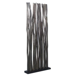 Crafted Home Decorative Toppenish Black Divider