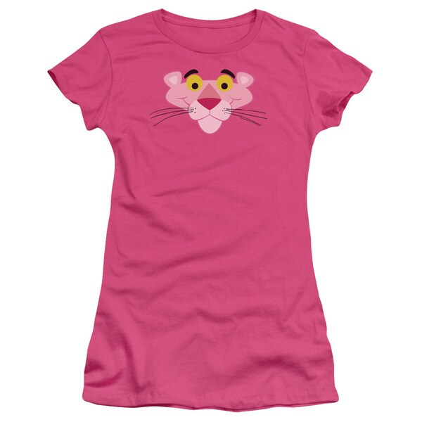 MGM/Pink Panther/Face Junior Sheer in Hot Pink