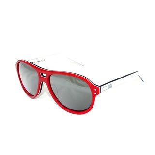 Nike Suns Men's Vintage 81 Red Plastic Full-frame Sunglasses
