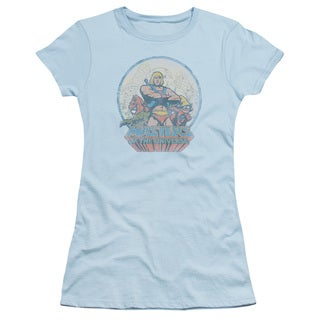 Masters Of The Universe/He Man and Crew Junior Sheer in Light Blue