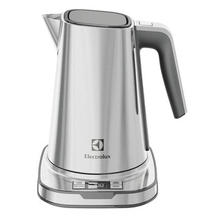 Electrolux ELKT17D8PS Expressionist Silver Stainless Steel Programmable Kettle