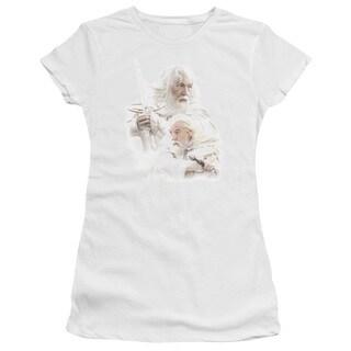 LOTR/Gandalf The White Junior Sheer in White
