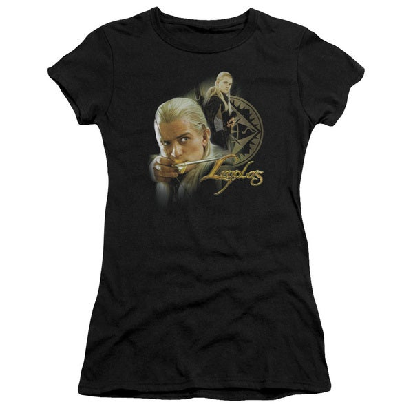 LOTR/Legolas Junior Sheer in Black