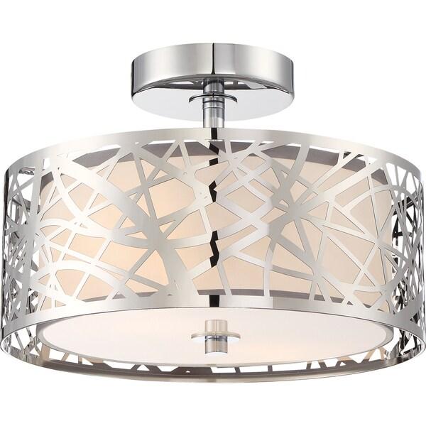 Quoizel Platinum Collection Abode Flush-mount Pendant
