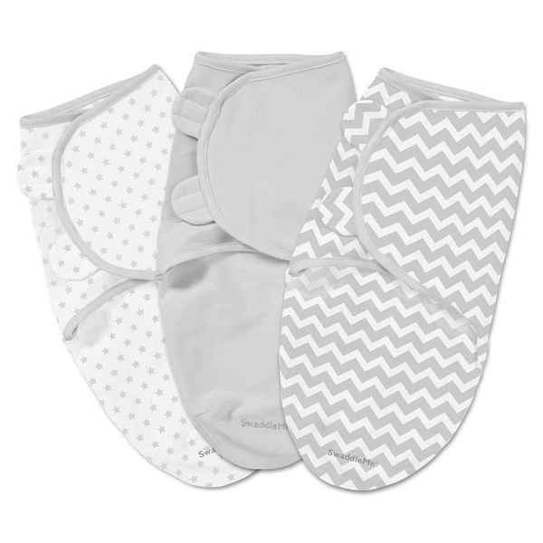 Summer Infant Chevron Small SwaddleMe (Pack of 3)