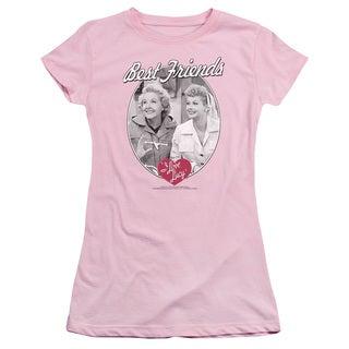 Lucy/Best Friends Junior Sheer in Pink