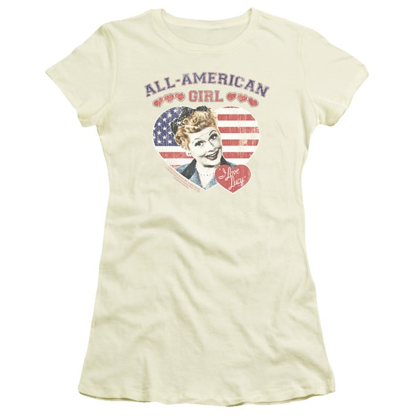 Lucy/All American Junior Sheer in Cream