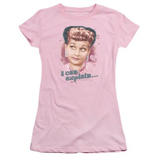 Lucy/I Can Explain Junior Sheer in Pink