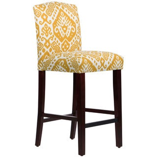 Skyline Furniture Safi Maize Arched Barstool