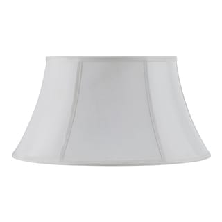 Bombay Vertical Piped Swim Arm Shade - White